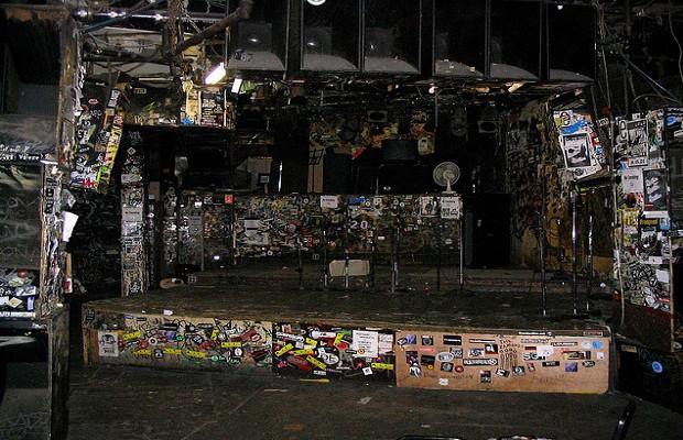 discoteca CBGB