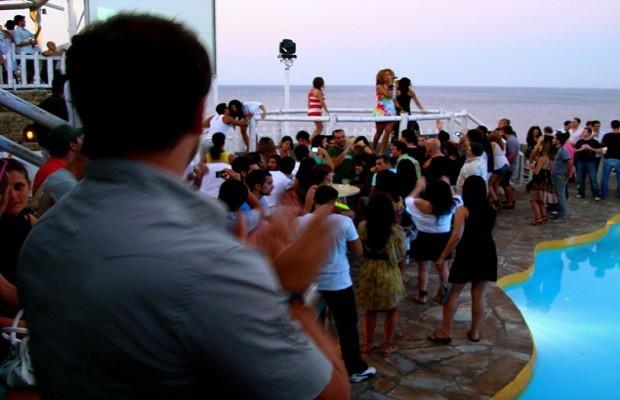 discoteca Cavo Paradiso