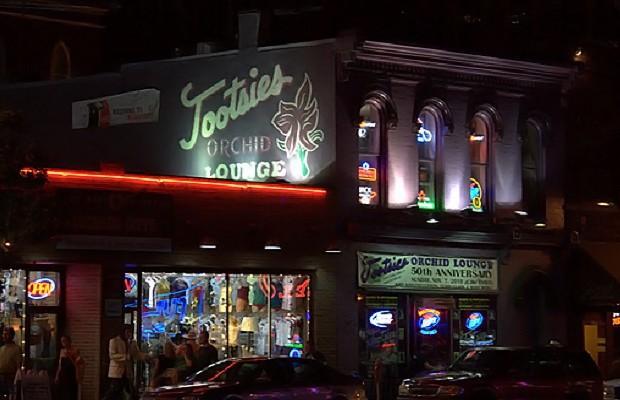 discoteca-De Tootsie Orchid Lounge