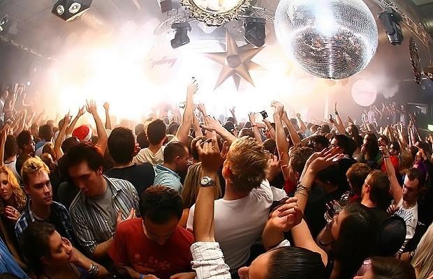 discoteca Ministry of Sound