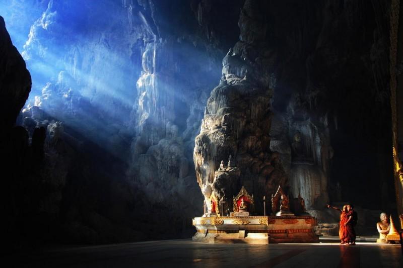 Kyaut Sae Cave (Myanmar)