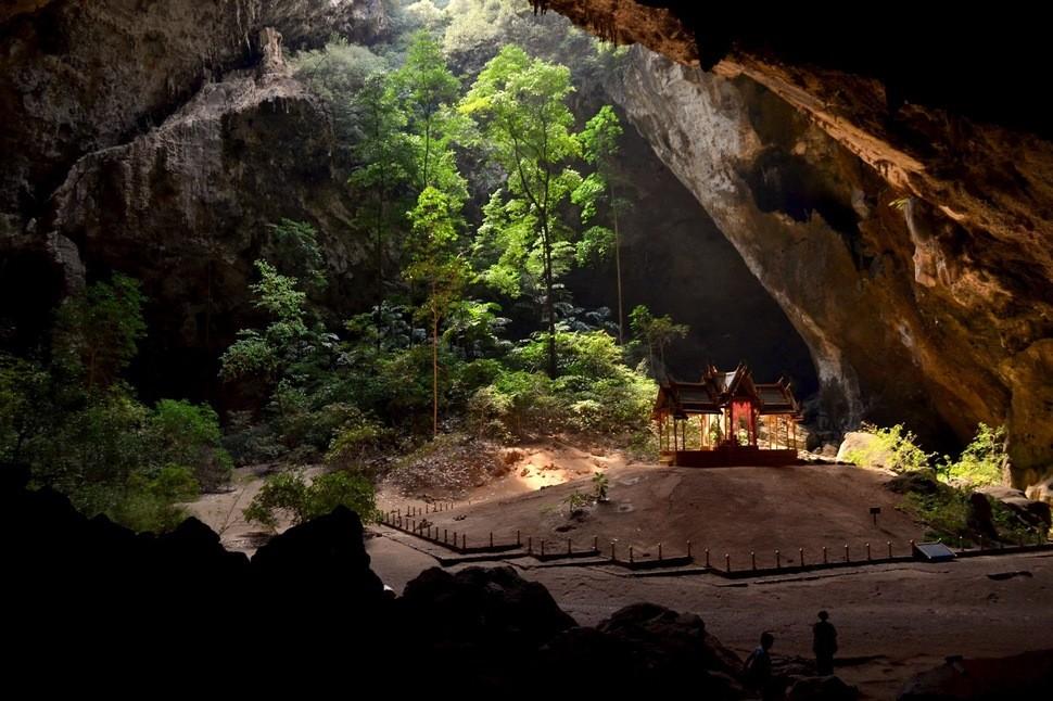 Phraya Nakhon Cave (Tailandia)