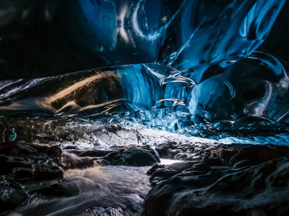 Vatnajökull Cueva del glaciar