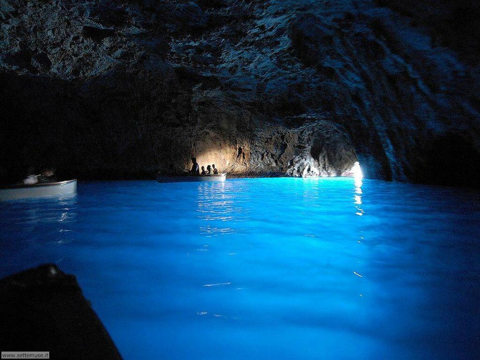 gruta azzurra