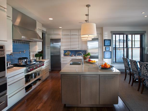 HGTV Dream Home 2012 kitchen