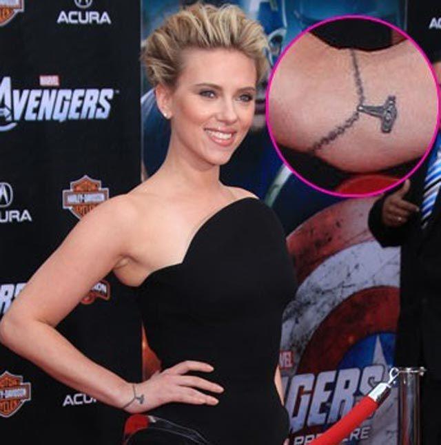 tatuajes de los famosos