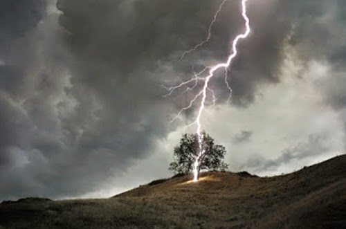 Curiosidades sobre las tormentas eléctricas