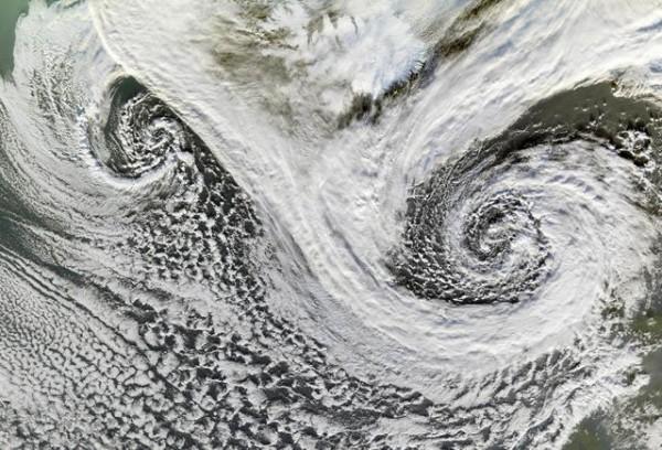 curiosidades de los huracanes