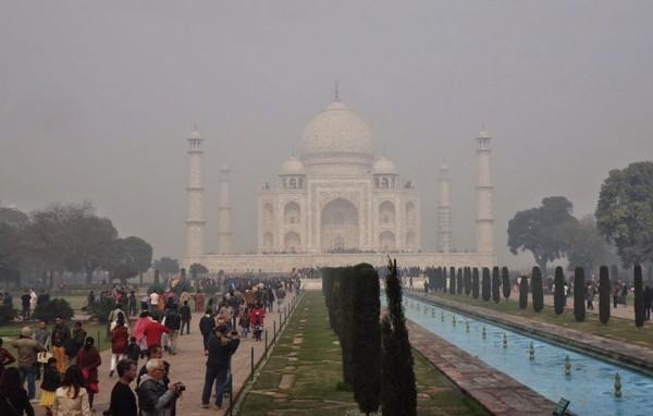 La realidad de lugares turísticos