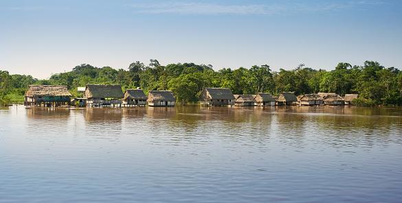 Curiosidades del Río Amazonas 3