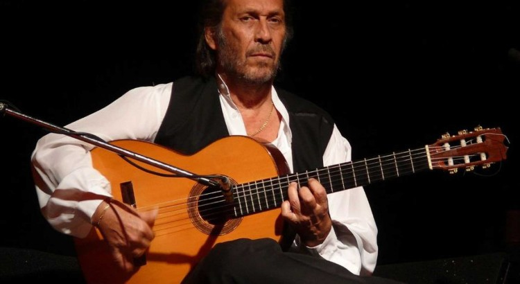 Curiosidades de la guitarra española Paco de Lucía