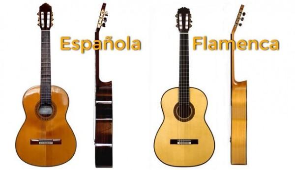 Curiosidades de la guitarra española