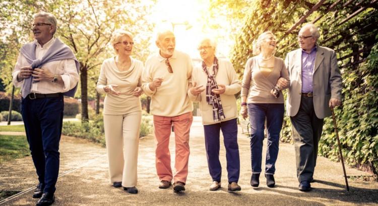 7 Curiosidades sobre las personas mayores