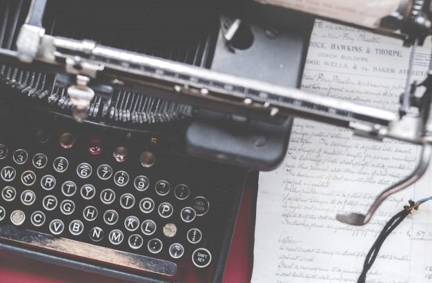 curiosidades de las máquinas de escribir 3
