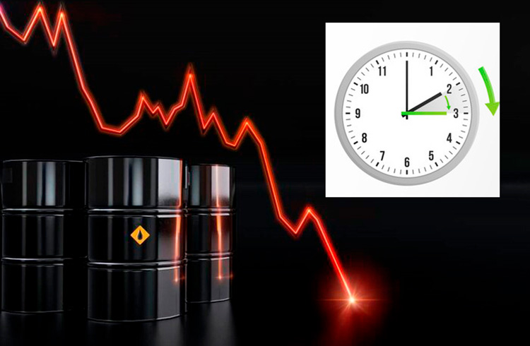 Curiosidades del cambio hora-crisis del petroleo