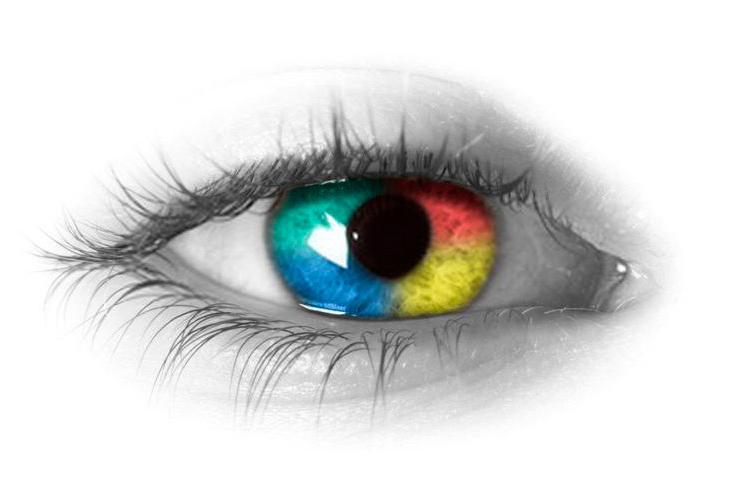 curiosidades sobre los ojos-daltonismo