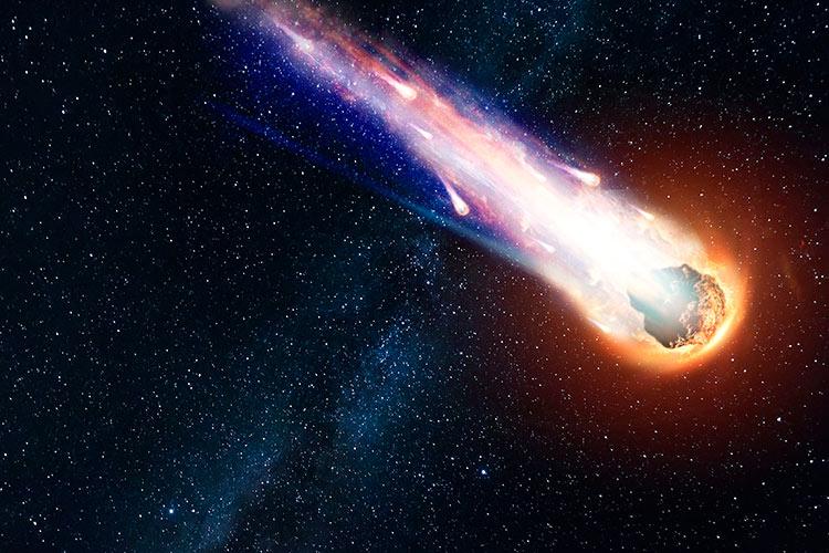 meteorito-curiosidades-lluvia-estrellas