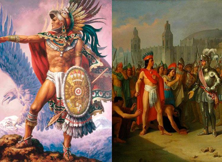 emperador azteca muerto por pandemia