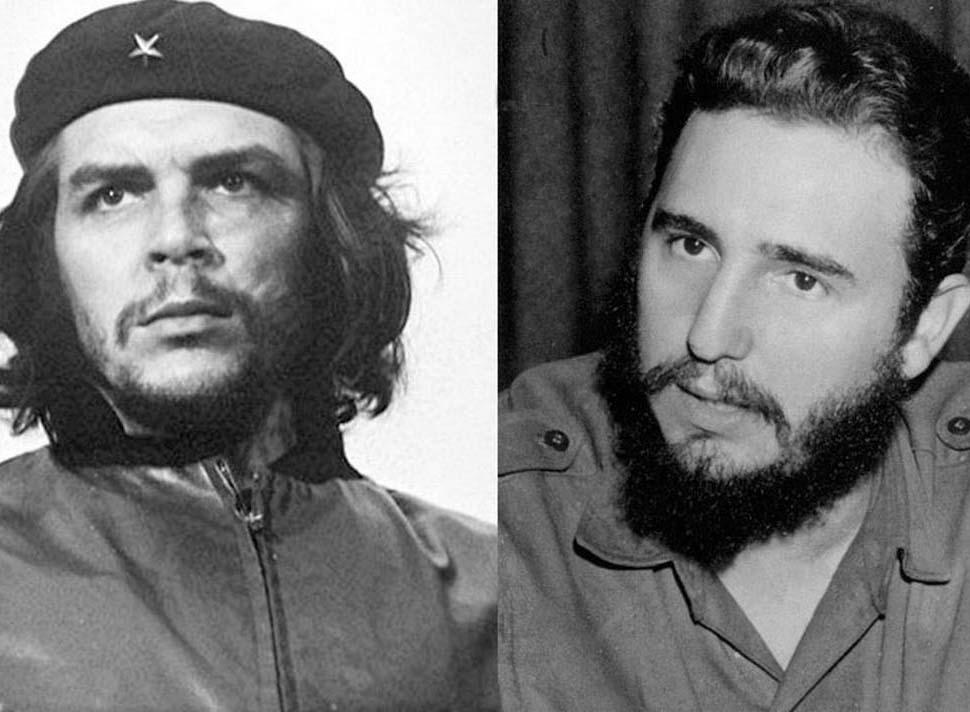 algunas-curiosidades-sobre-la-revolucion-cubana-Fidel-Castro-che-Guevara